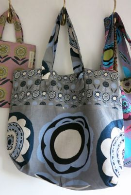 Knot Bag in Lol Grey Blue